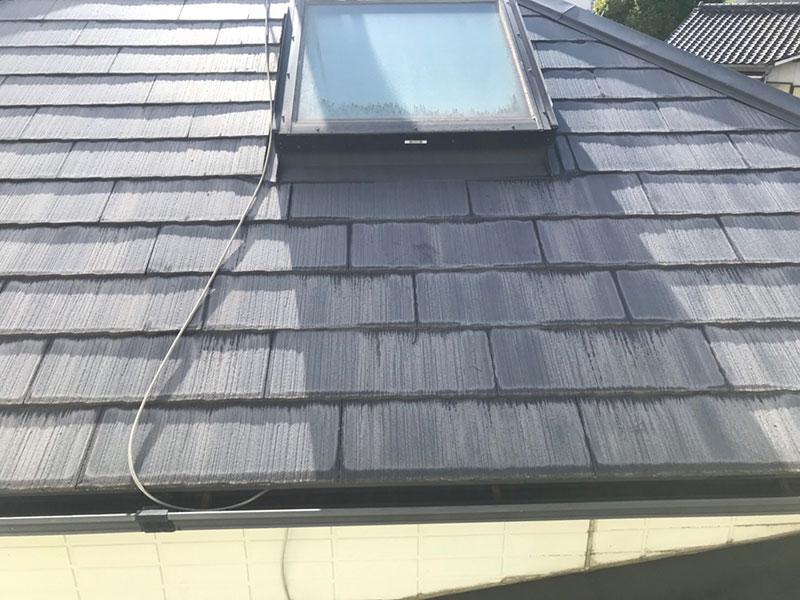 屋根の縁切り未施工