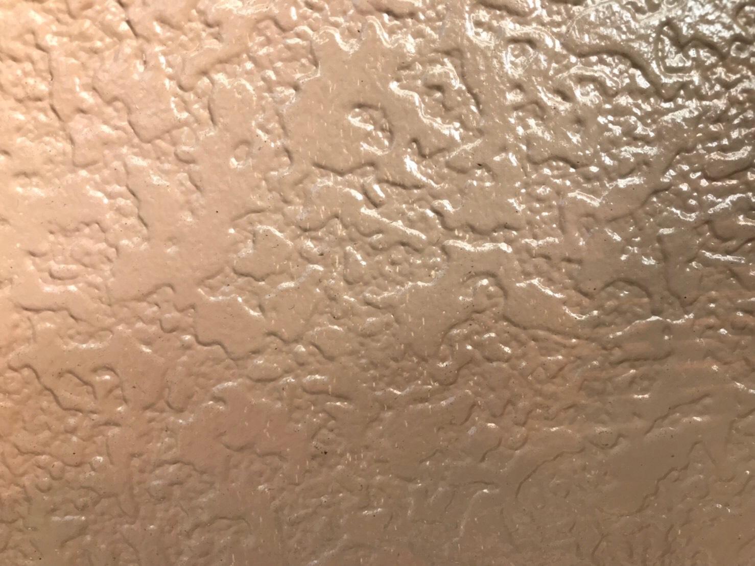 目につきにくい所や付帯物の塗装工程の簡略化